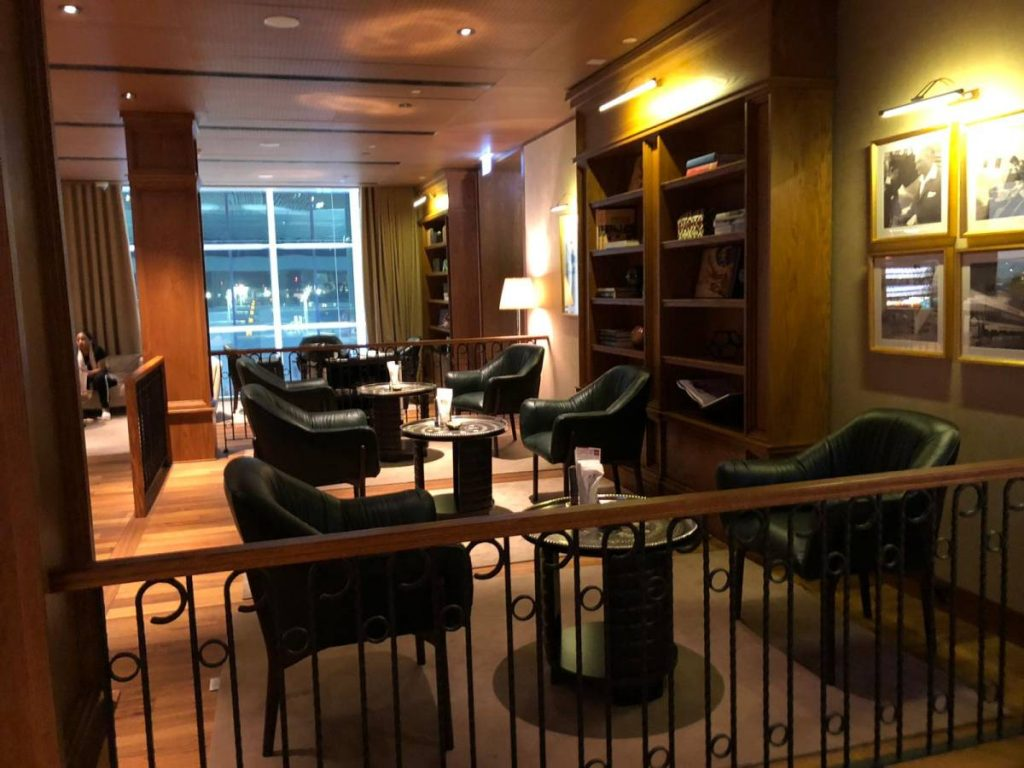 Business Lounge Istanbul Airport Turkish Airlines