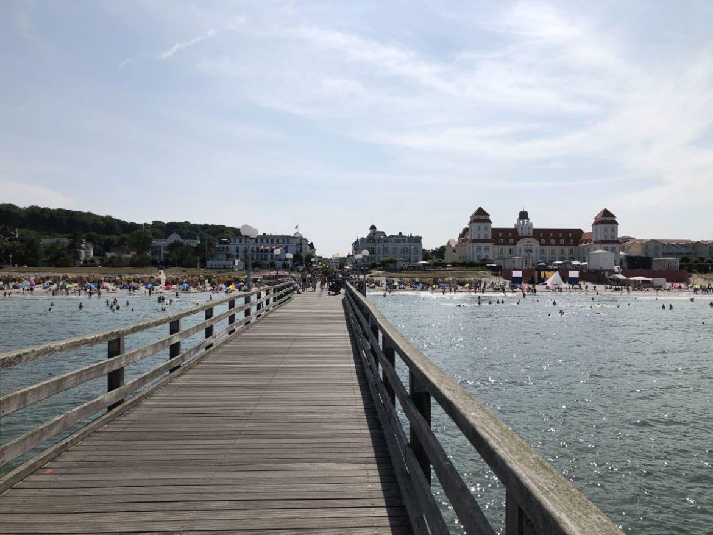 Seebrücke Binz & Kurhaus