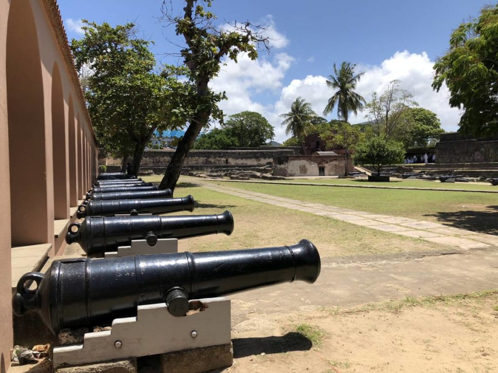 Festung Fort Jesus in Mombasa