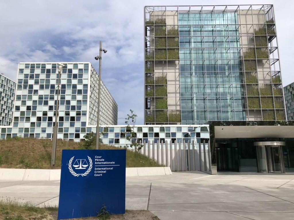Internationaler Strafgerichtshof ICC Den Haag