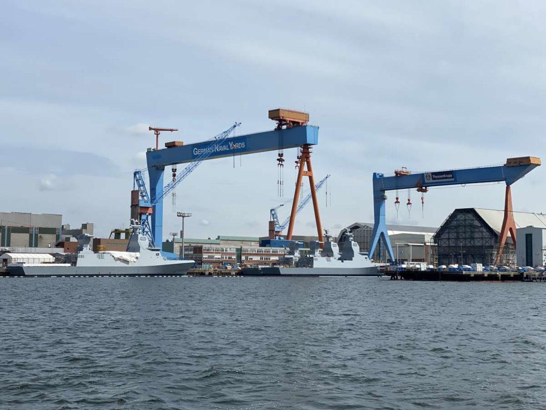 ThyssenKrupp Werft Kiel TKMS